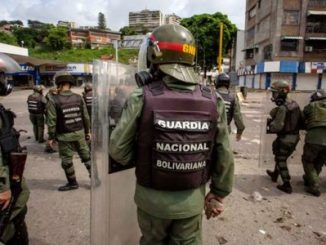 militares venezolanos,