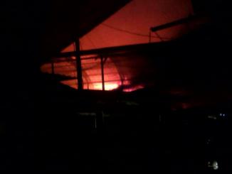 Incendio Mercado Oriental
