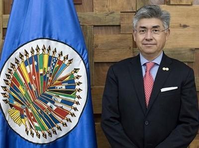Miembro de la Comisión Interamericana de Derechos Humanos (CIDH)