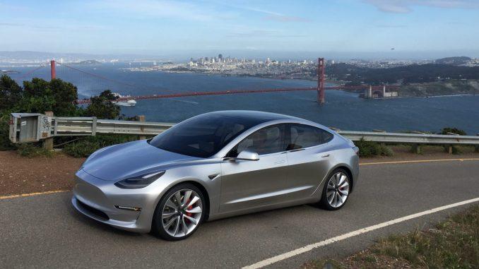China,Tesla 3
