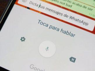 Audios a mensajes de texto
