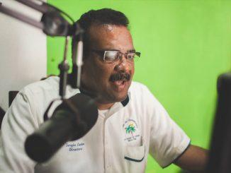 Sergio León, director de Radio La Costeñisima