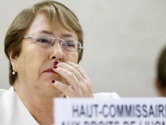 Alta Comisionada de la ONU para los Derechos Humanos