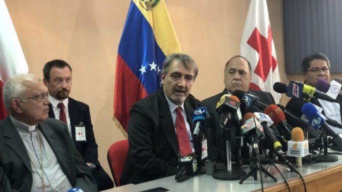 Cruz Roja,Venezuela,
