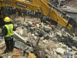 atrapados al colapsar/ Nigeria