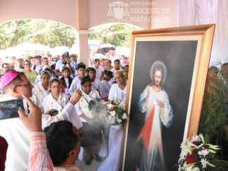 Misa en Matagalpa