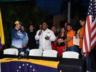 exiliados,Venezuela,