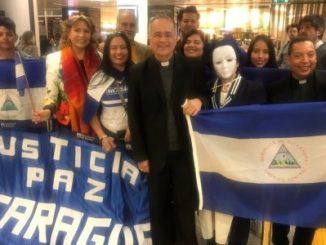 Monseñor Báez desde Roma