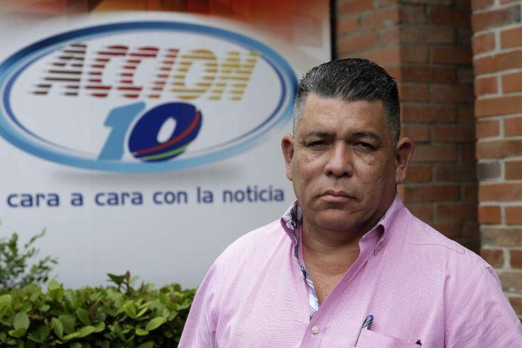 Mauricio Madrigal