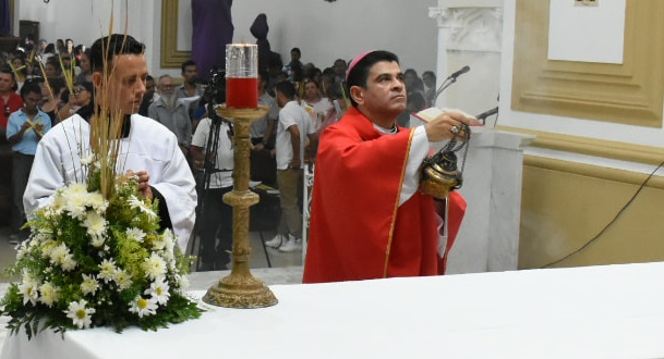 Monseñor Rolando Álvarez