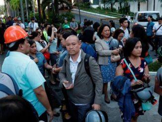terremoto,Filipinas,