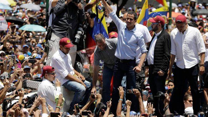 marcha,Venezuela