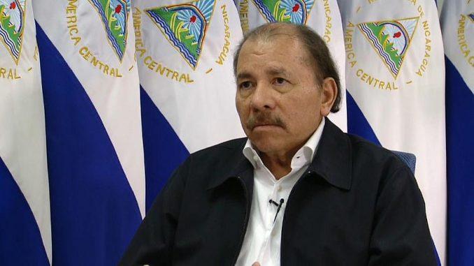 Estados Unidos,Daniel Ortega,