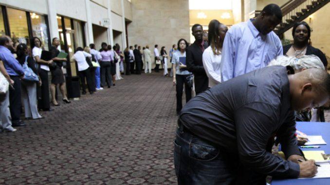 EEUU,índice de desempleo,