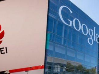 Huawei,Google,