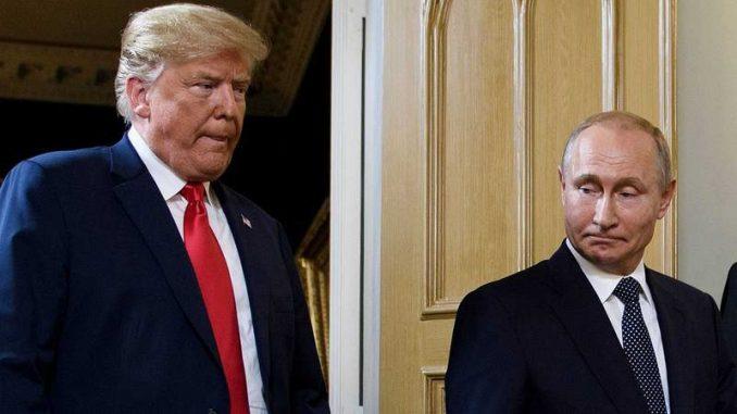 Donald Trump,Vladimir Putin,