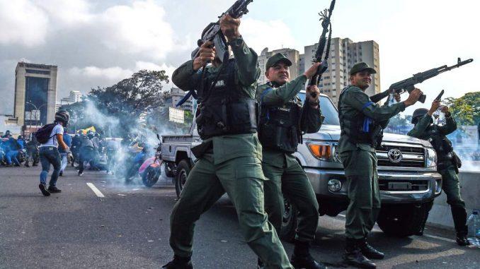 Violencia,Venezuela
