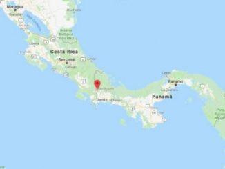Sismo,Panamá,
