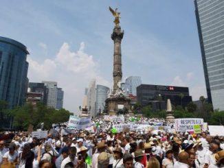 México,marcha,