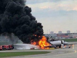 Avión,Rusia,