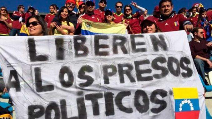 Resultado de imagen para presos políticos Venezuela