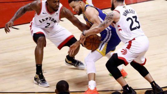 El éxito de los Raptors en la NBA