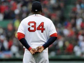 David Américo Ortiz Arias, es un ex bateador designado dominicano que militó en la organización de los Boston Red Sox. Foto: Fox Deportes