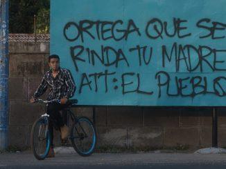 Pintas contra Ortega