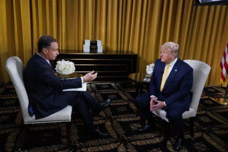 entrevista exclusiva con Telemundo Noticias