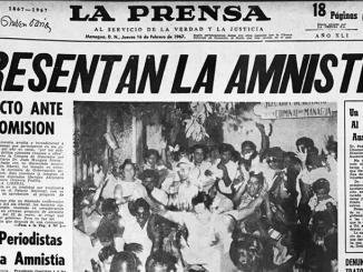 Portada histórica La Prensa