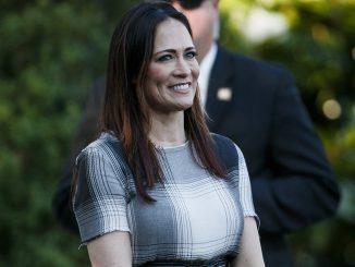 Stephanie Grisham, nueva secretaria de prensa. Foto: NBC News