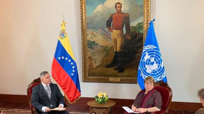 Bachelet,Luisa Ortega,