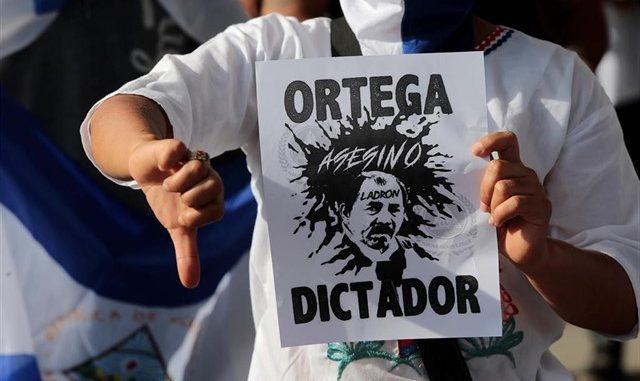 Gobierno de Ortega