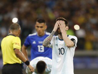 Lionel Andrés Messi Cuccittini, conocido como Leo Messi. Foto: AP
