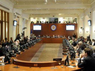 Grupo de trabajo,OEA,presos políticos,
