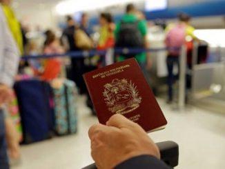 Venezuela,España,pasaporte,