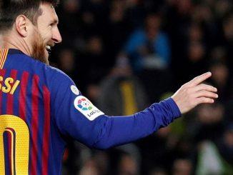 Lionel Messi llega a sus 32 años de vida como uno de los mejores jugadores que el futbol . Foto: Mediotiempo