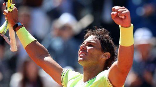 duodécima final de Roland Garros