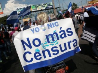 Fuerte condena internacional a los nuevos ataques a la libertad de expresión en Nicaragua. Foto: BLes /Archivo
