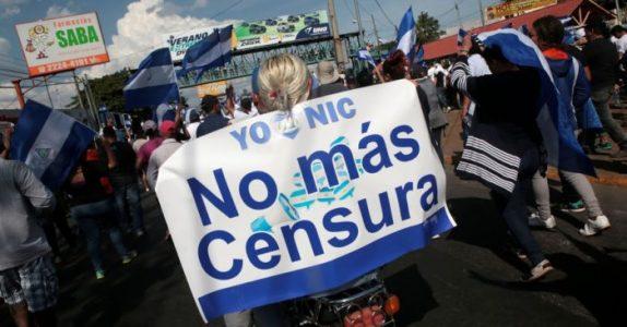 Nicaragua- Protestas