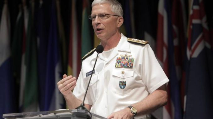 Pentágono,Almirante,