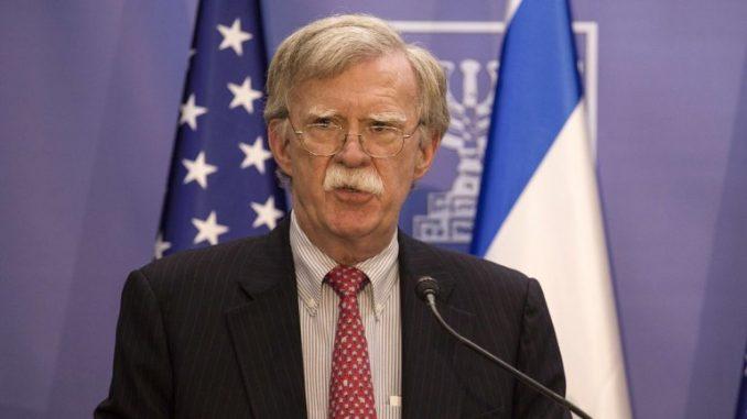 John Bolton,Venezuela