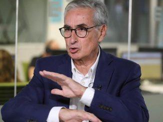 Exdiputado del Parlamento Europeo (PE), el socialista español Ramón Jáuregui. Foto: EFE