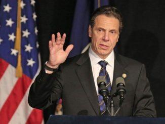 Gobernador del estado de Nueva York, Andrew Cuomo. Foto: El informador dominicano