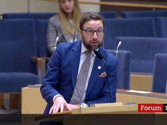Euro-diputado Malm