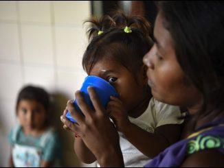 El hambre crece en Latinoamérica hasta afectar a 42.5 millones de personas. Foto: AFP