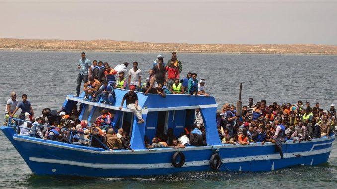 Túnez,migrantes,naufragio,