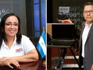 Lucía Pineda,Miguel Mora,