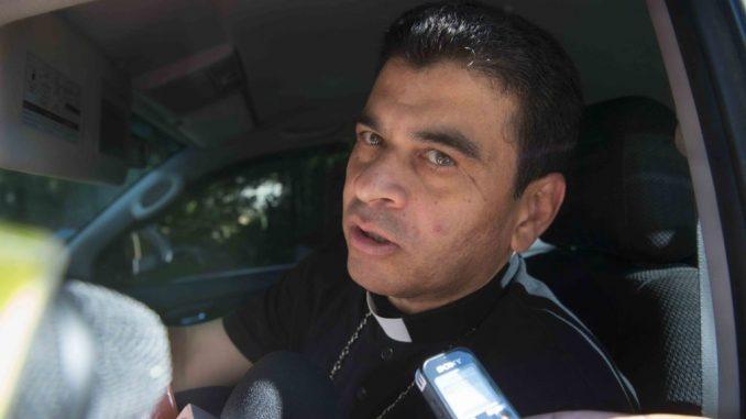 CIDH,Obispo Rolando Álvarez,
