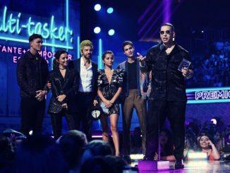 Premios Juventud 2019, Daddy Yankee. Foto: Entertainment Tonight